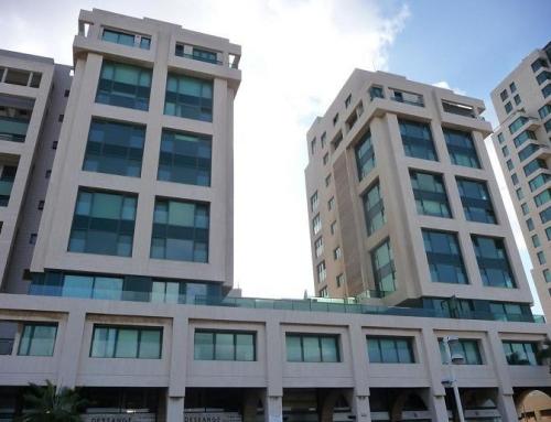בנייני תאומים טיילת הרברט סמואל תל אביב