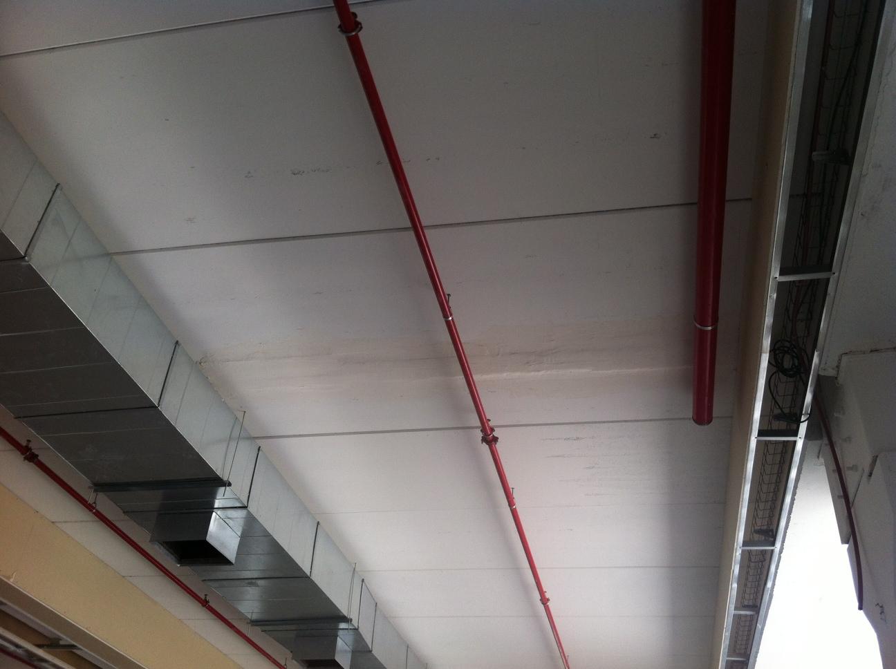 פלטות תקרה - יחידות טרומיות